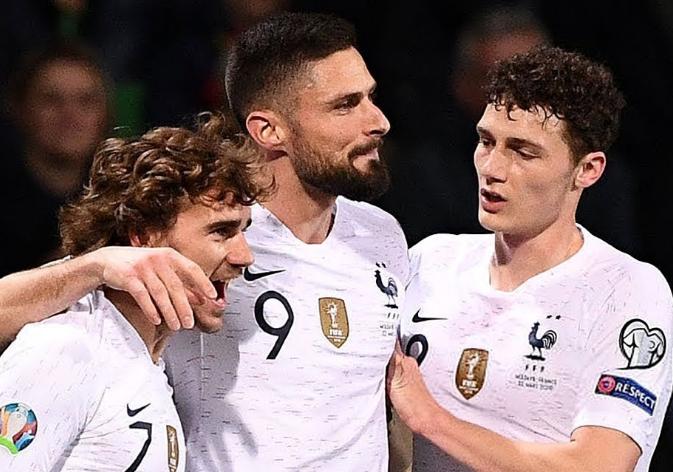 Прогноз на 25.03.2019. Франция - Исландия