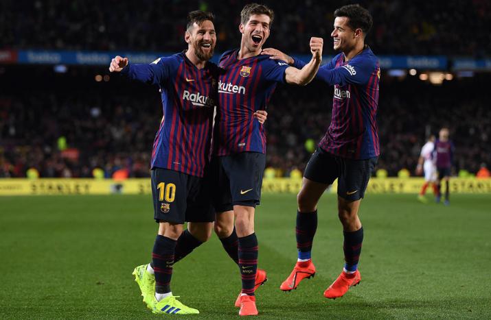 Прогноз на 30.03.2019. Барселона - Эспаньол
