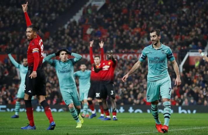 Прогноз на 10.03.2019. Арсенал - Манчестер Юнайтед