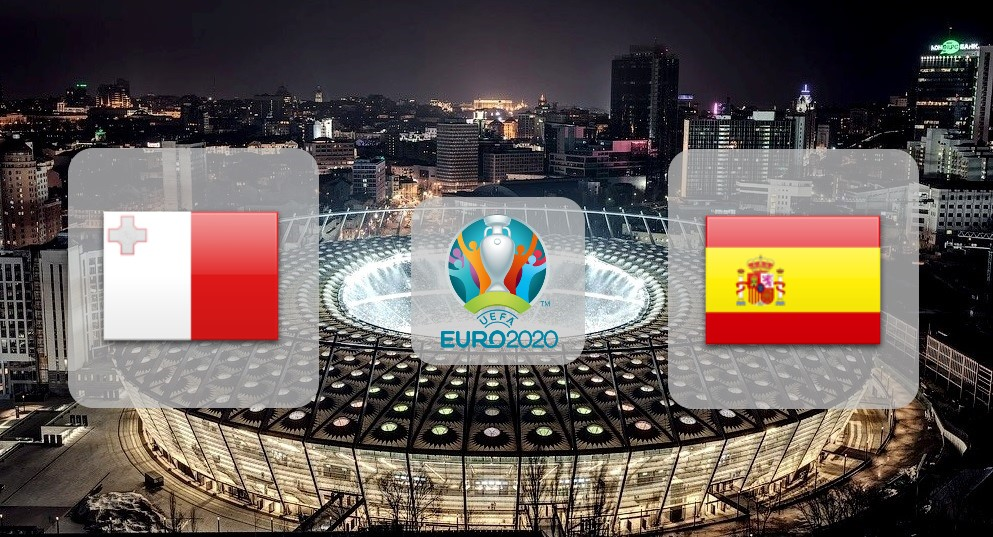 Мальта – Испания. Прогноз на отборочный матч Чемпионата Европы 26.03.2019
