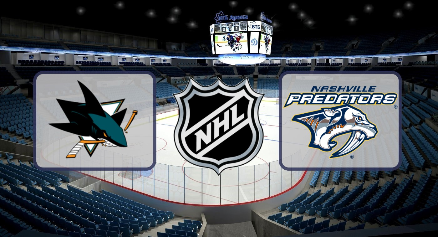 """""""Сан-Хосе"""" – """"Нэшвилл"""". Прогноз на матч НХЛ 17.03.2019"""