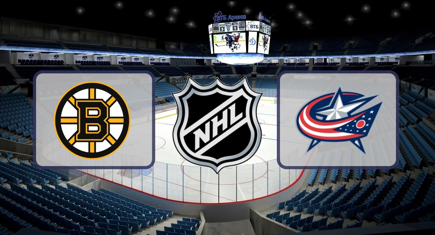 """""""Бостон"""" – """"Коламбус"""". Прогноз на матч плей-офф НХЛ 26.04.2019"""