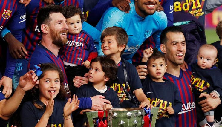 Прогноз на 01.05.2019. Барселона - Ливерпуль