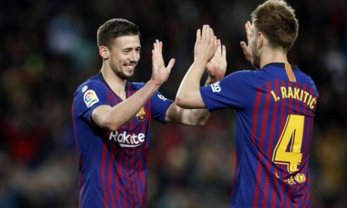 Барселона 2019