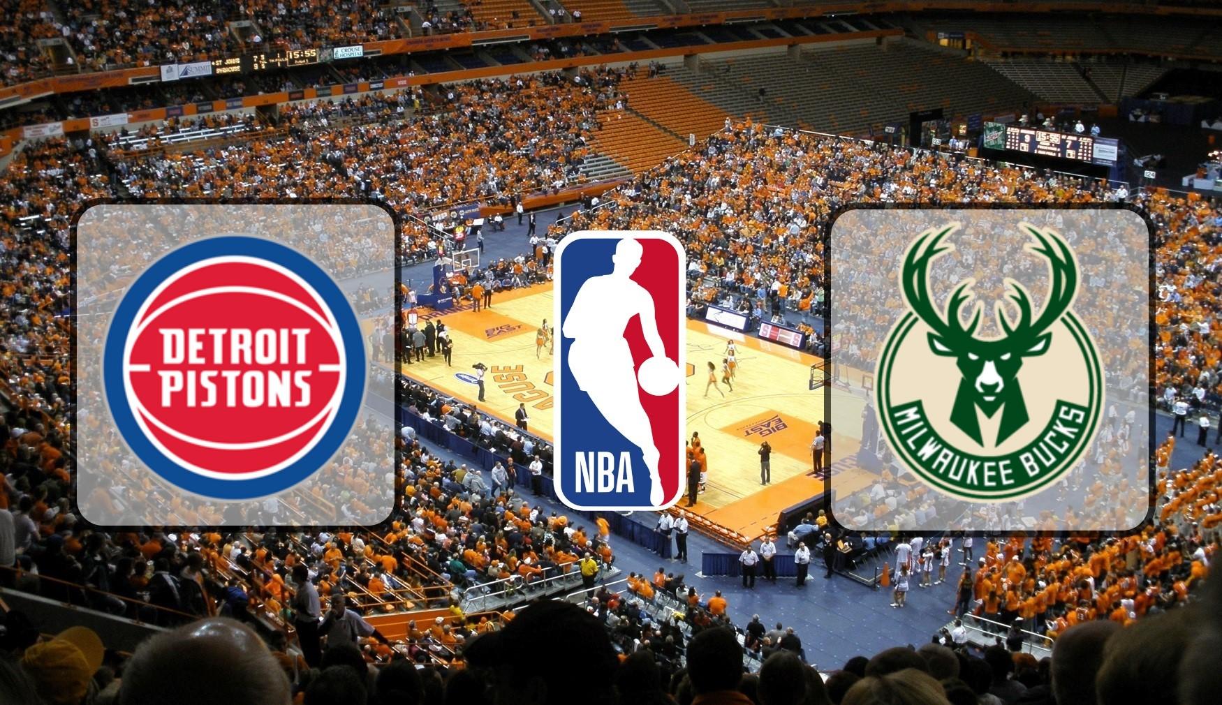 """Детройт"" – ""Милуоки"". Прогноз на матч плей-офф НБА 23.04.2019"