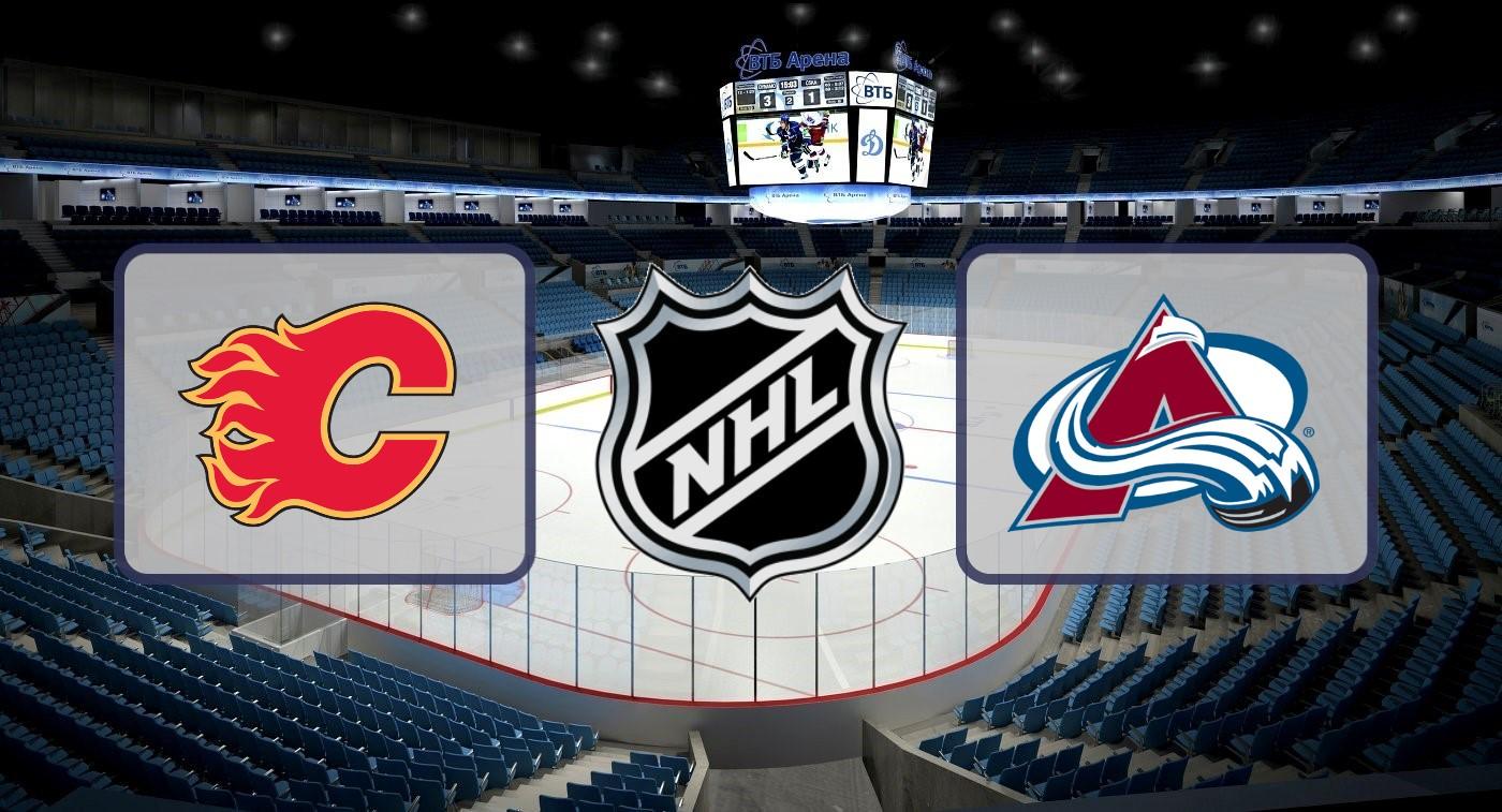 """""""Калгари"""" – """"Колорадо"""". Прогноз на матч плей-офф НХЛ 12.04.2019"""