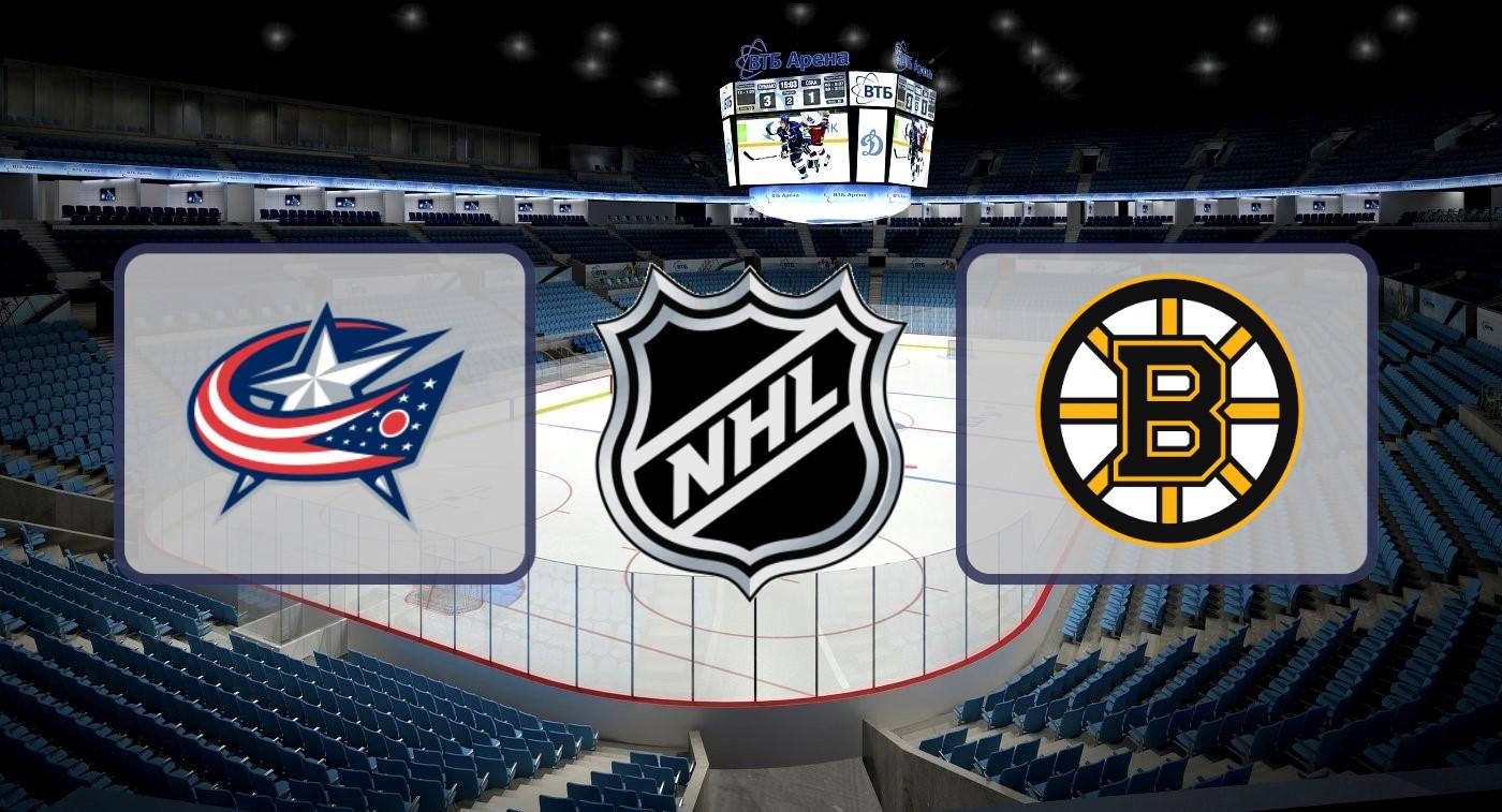 """""""Коламбус"""" – """"Бостон"""". Прогноз на матч плей-офф НХЛ 01.05.2019"""