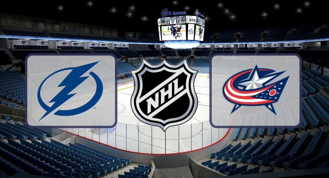 """""""Тампа-Бэй"""" – """"Коламбус"""". Прогноз на матч плей-офф НХЛ 11.04.2019"""