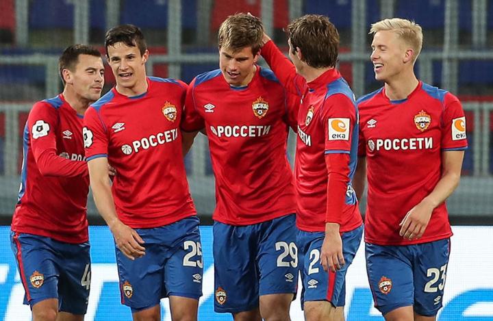 ФК ЦСКА 2019