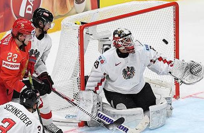 Сборная Австрии по хоккею 2019