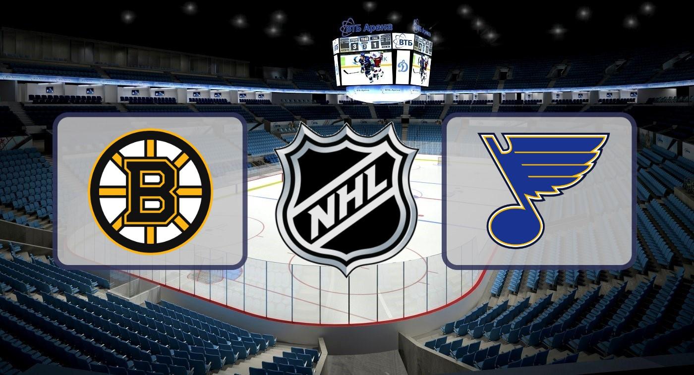 """""""Бостон"""" – """"Сент-Луис"""". Прогноз на финал плей-офф НХЛ 28.05.2019"""