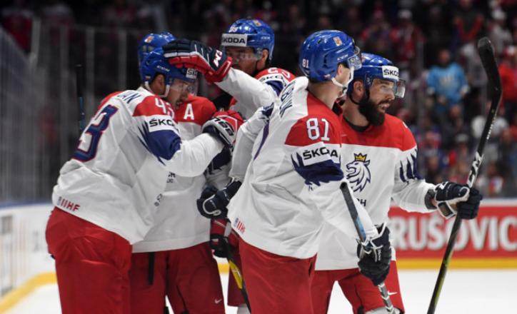 Сборная Чехии по хоккею 2019