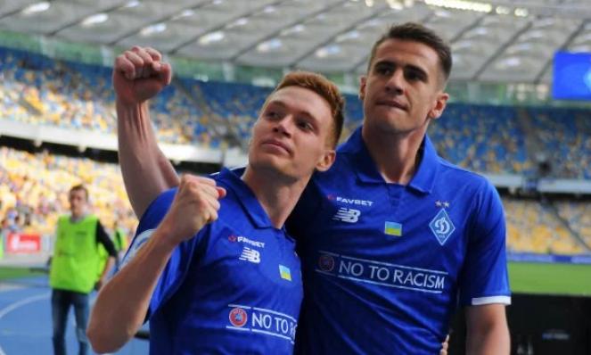 Динамо Киев в УПЛ 2019