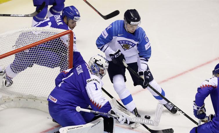 Сборная Финляндии по хоккею ЧМ-2019