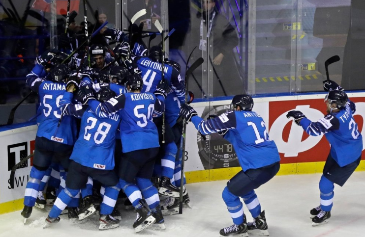 Сборная Финляндии по хоккею 2019