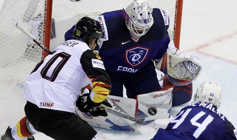 Сборная Франции по хоккею 2019