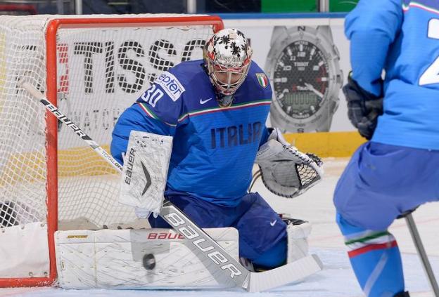 Сборная Италии по хоккею 2019
