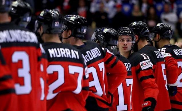 Сборная Канады по хоккею 2019