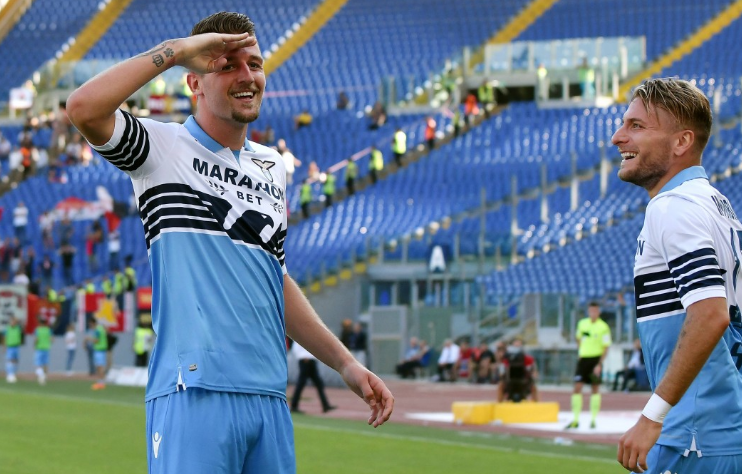 Лацио ФК - Кубок Италии 2019