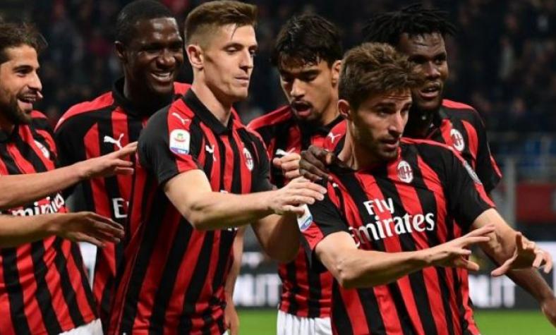 ФК Милан 2019