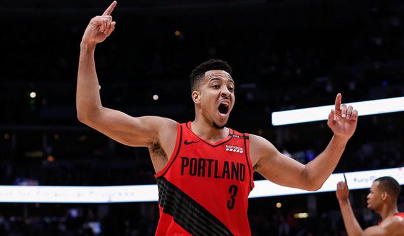 НБА. Портленд - Макколлум 2019