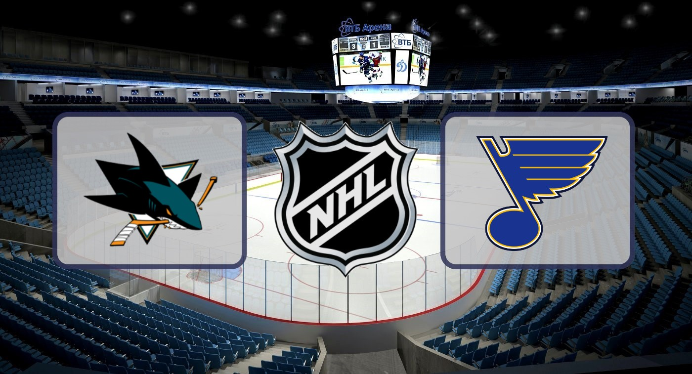 """""""Сан-Хосе"""" – """"Сент-Луис"""". Прогноз на матч плей-офф НХЛ 12.05.2019"""