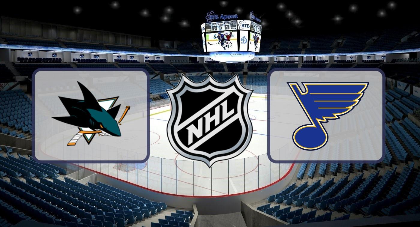 """""""Сан-Хосе"""" – """"Сент-Луис"""". Прогноз на матч плей-офф НХЛ 19.05.2019"""