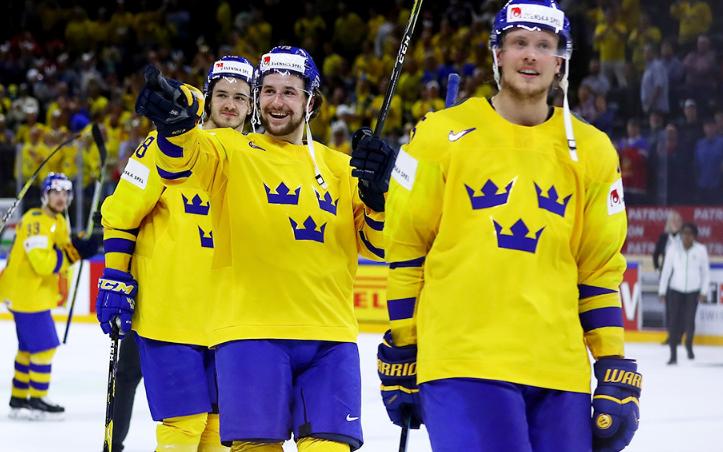Прогноз на 21.05.2019. Швеция - Россия