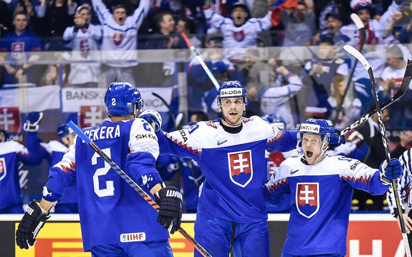 Сборная Словакии по хоккею 2019