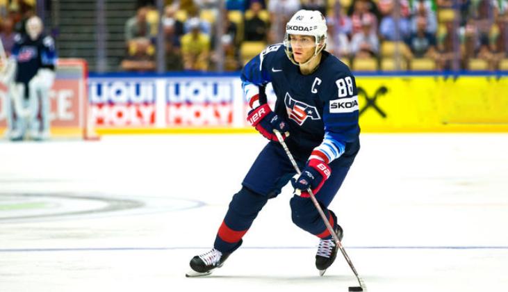 Сборная США по хоккею 2019