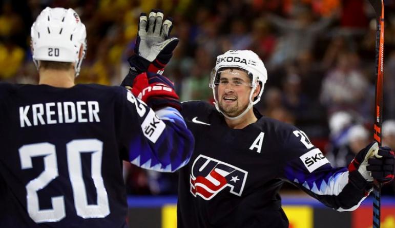 Сборная США по хоккею на ЧМ-2019