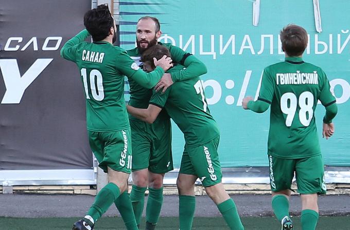 ФК Томь 2019