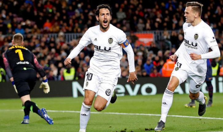 ФК Валенсия 2019