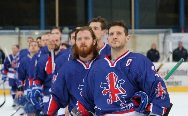 Сборная Великобритании по хоккею 2019
