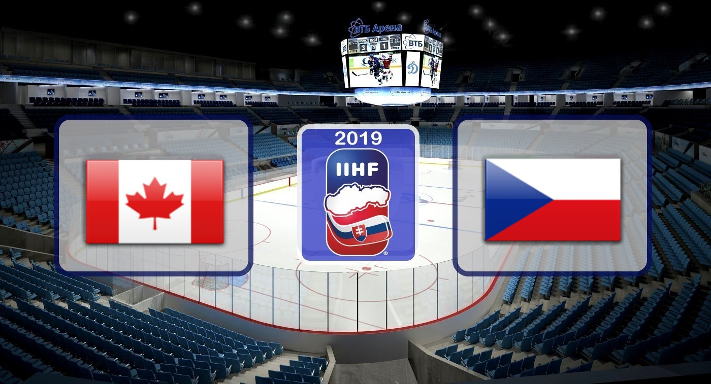 Канада – Чехия. Прогноз на полуфинал Чемпионата Мира по хоккею 25.05.2019