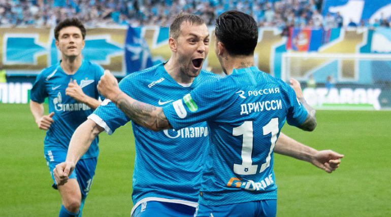 ФК Зенит 2019