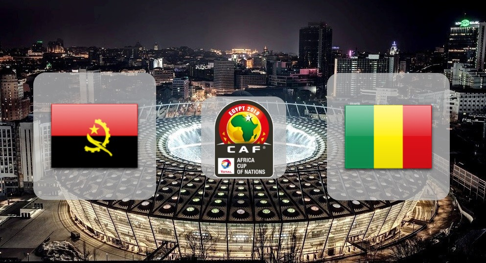 Ангола – Мали. Прогноз на матч Кубка Африканских Наций 02.07.2019