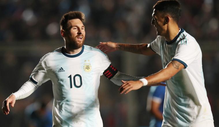 Прогноз на 16.06.2019. Аргентина - Колумбия