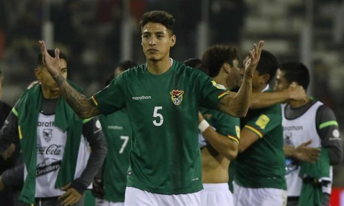 Сборная Боливии по футболу 2019