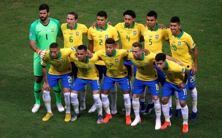 Сборная Бразилии по футболу 2019
