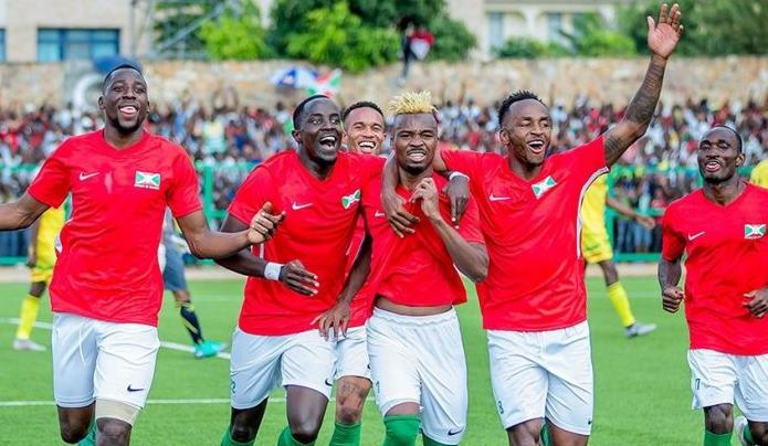 Сборная Бурунди по футболу 2019
