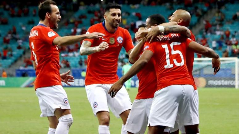 Сборная Чили по футболу 2019