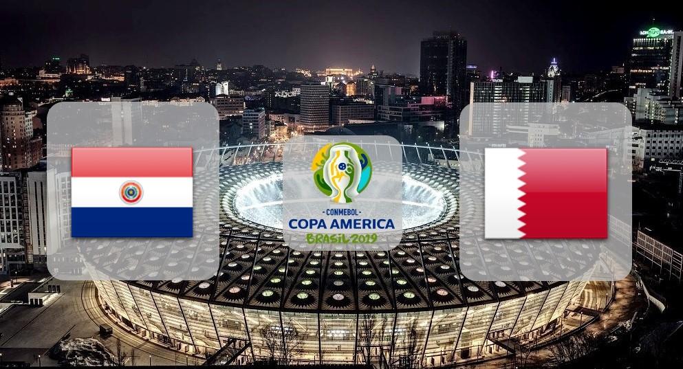 Парагвай – Катар. Прогноз на матч Кубка Америки 16.06.2019