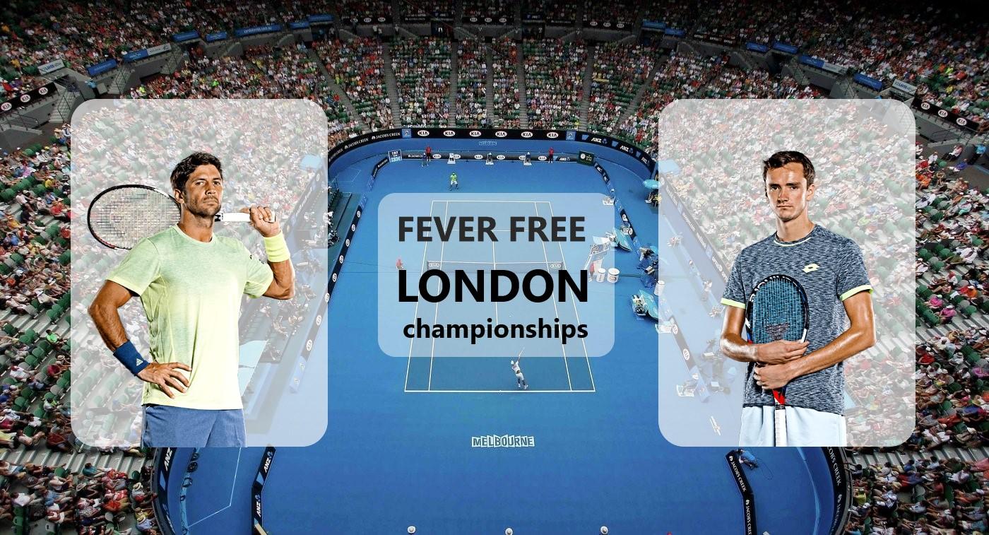 Фернандо Вердаско – Даниил Медведев. Прогноз на матч ATP. Лондон 17.06.2019