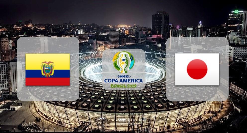 Эквадор – Япония. Прогноз на матч Кубка Америки 25.06.2019