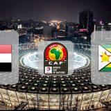 египет - зимбабве