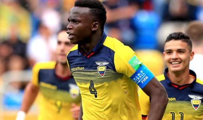 Сборная Эквадора по футболу 2019
