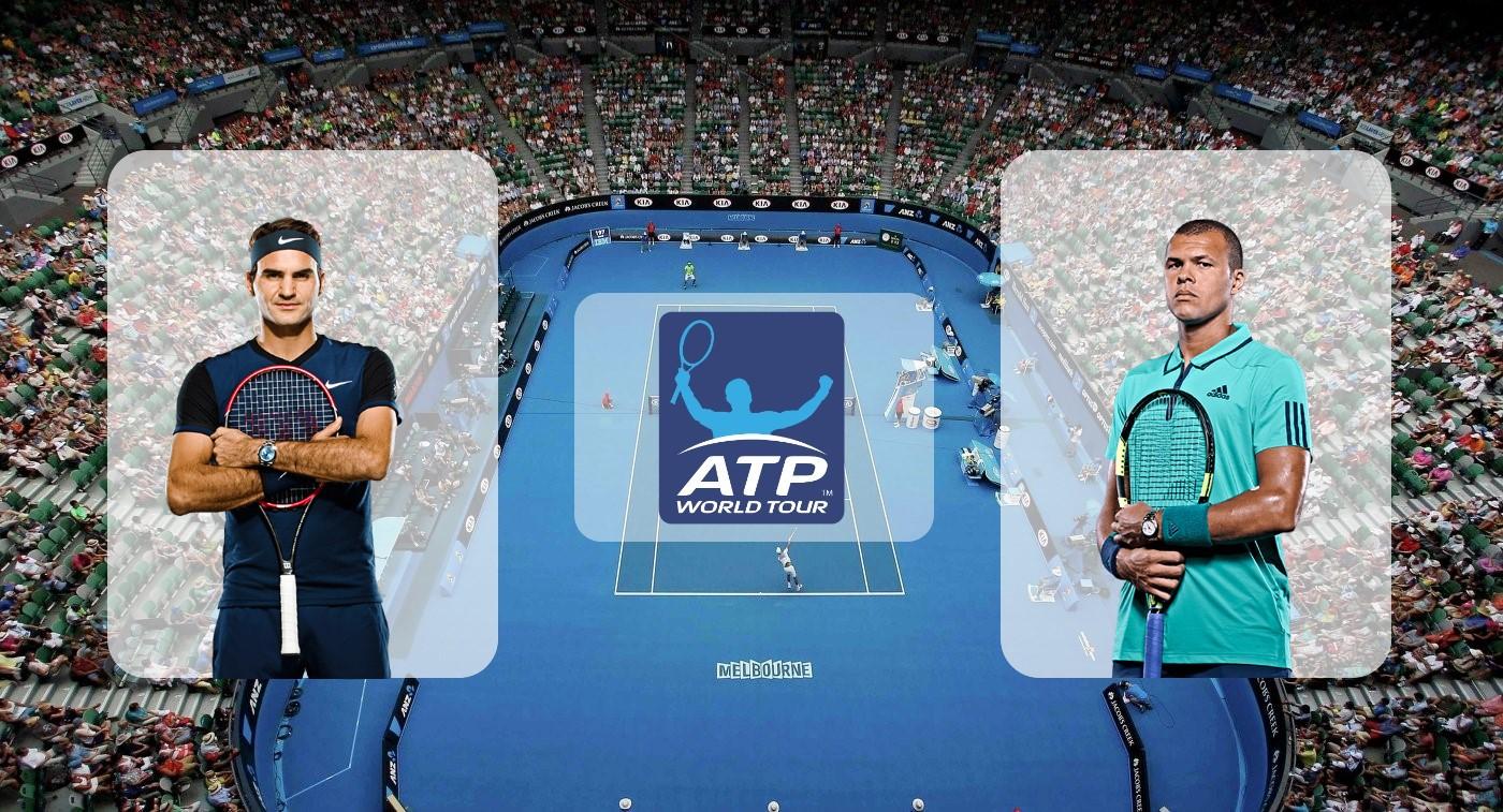 Роджер Федерер – Жо-Вильфрид Цонга. Прогноз на матч ATP. Галле 20.06.2019