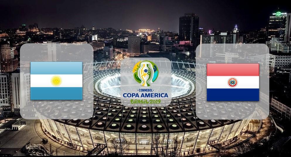 Аргентина – Парагвай. Прогноз на матч Кубка Америки 20.06.2019