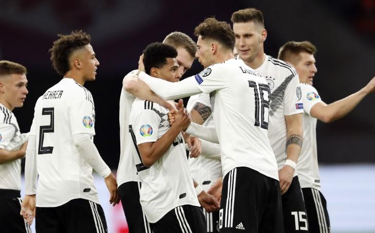 Сборная германии по футболу 2019